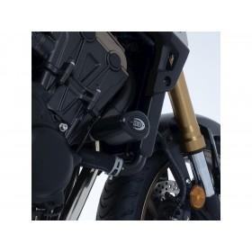 Tampons R&G RACING Aero Black Honda CB650R