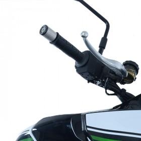 Embouts de guidon R&G RACING noir Kawasaki Versys 1000