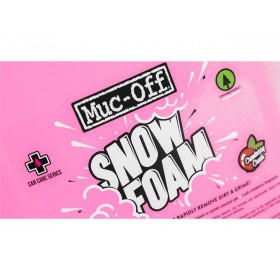 Mousse nettoyante MUC-OFF Snow Foam 5L