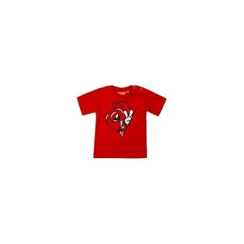 T-SHIRT BEBE MARC MARQUEZ 12/18MTHS RED