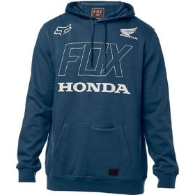FOX HONDA PULLOVER FLEECE NVY S