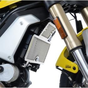 Protection de radiateur R&G RACING noir Ducati Scrambler 1100