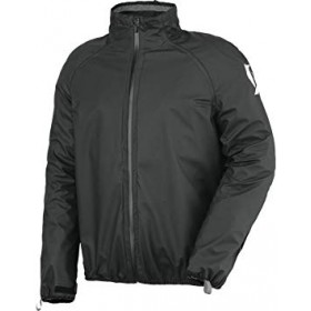 RAIN JACKET ERGONOMIC PRO DP BLACK 2XL