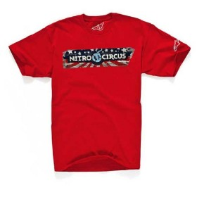 TEE SHIRT ALPINESTARS SPOTIN WOOD