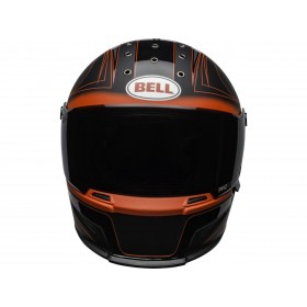 Casque BELL Eliminator Hart Luck Matte/Gloss Black/Red/White taille M/L