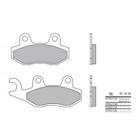 Plaquettes de frein BREMBO 07YA2106 composé origine