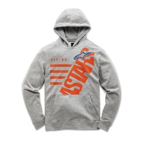 KIDS BIGUN FLEECE GREY HEATHER L