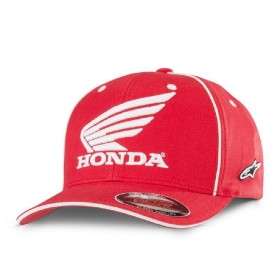 HONDA CAP RED LXL