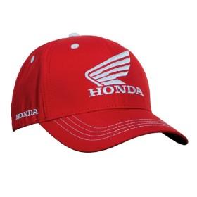 CASQUETTE RACE RED HONDA