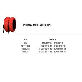 Couvertures chauffantes CAPIT Mini rouge