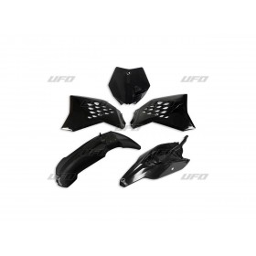 Kit plastiques UFO KTM SX 65 noir