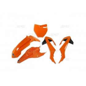 Kit plastiques UFO KTM SX 65 orange