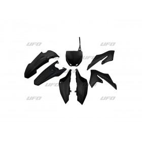 Kit plastiques UFO Yamaha YZ 65 noir