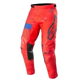 RACER TECH ATOMIC PANTS RED DARK NAVY BL