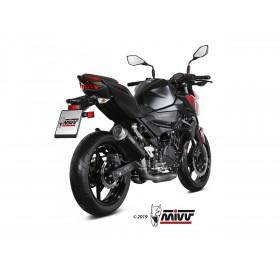 Silencieux MIVV GP Pro Carbon/casquette inox Kawasaki Ninja 400