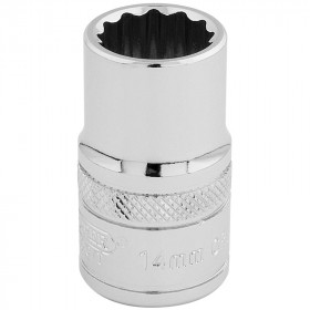 Douille DRAPER 1/2 12 pans Hi-Torq® 14mm