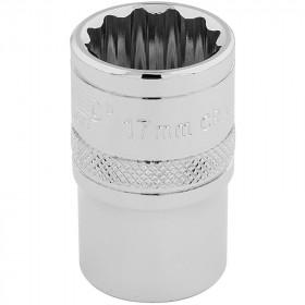 Douille DRAPER 1/2 12 pans Hi-Torq® 17mm