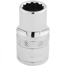 Douille DRAPER 1/2 12 pans Hi-Torq® 12mm
