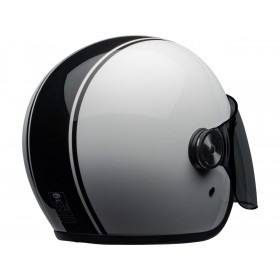 Casque BELL Riot Rapid Gloss White/Black taille XS