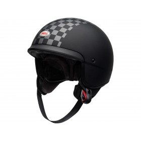 Casque BELL Scout Air Matte Black/White taille XL