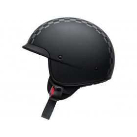 Casque BELL Scout Air Matte Black/White taille L