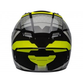 Casque BELL Qualifier Flare Gloss Black/Hi Viz taille S