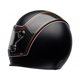 Casque BELL Eliminator Carbon RSD The Charge Matte/Gloss Black taille XXL