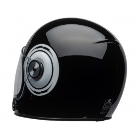 Casque BELL Bullitt DLX Bolt Gloss Black/White taille XS