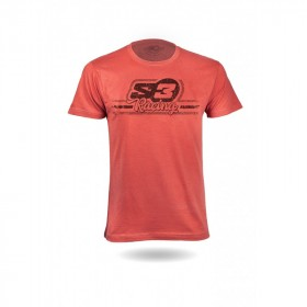 T-Shirt S3 Casual Racing rouge taille XXL