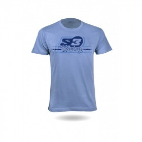 T-Shirt S3 Casual Racing bleu taille S