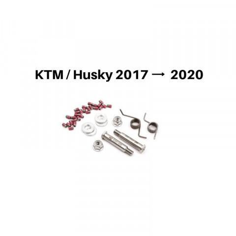 Pièces de rechange pour reposes-pieds S3 KTM/Husqvarna
