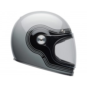 Casque BELL Bullitt DLX Flow Gloss Gray/Black taille XS