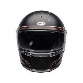 Casque BELL Eliminator Carbon RSD The Charge Matte/Gloss Black taille XS