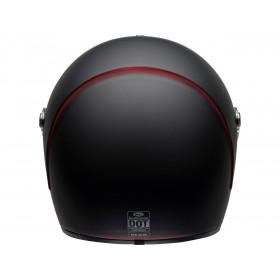 Casque BELL Eliminator Vanish Matte Black/Red taille S
