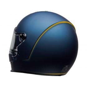 Casque BELL Eliminator Vanish Matte Blue/Yellow taille M/L