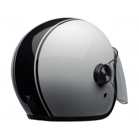 Casque BELL Riot Rapid Gloss White/Black taille M
