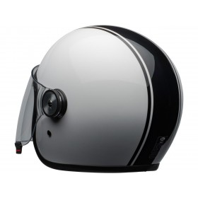 Casque BELL Riot Rapid Gloss White/Black taille XL