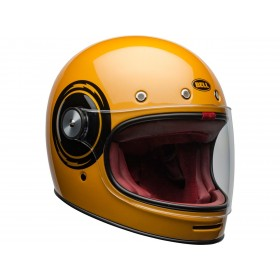 Casque BELL Bullitt DLX Bolt Gloss Yellow/Black taille XL