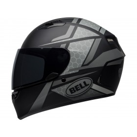 Casque BELL Qualifier Flare Matte Black/Gray taille S