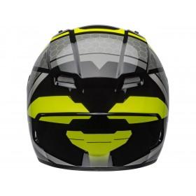 Casque BELL Qualifier Flare Gloss Black/Hi Viz taille M