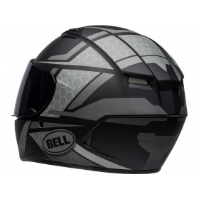 Casque BELL Qualifier Flare Matte Black/Gray taille M