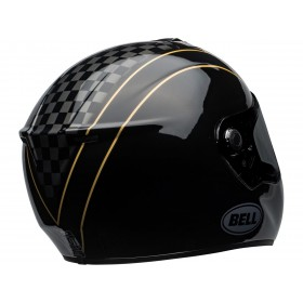 Casque BELL SRT Buster Gloss Black/Yellow/Grey taille XXL