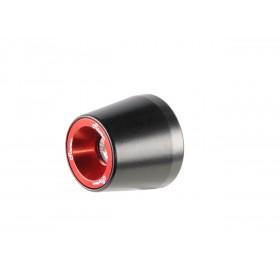 Embouts de guidon LIGHTECH rouge BMW S1000RR