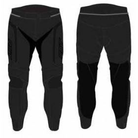 Pantalon RST Axis CE cuir noir taille 3XL SL homme
