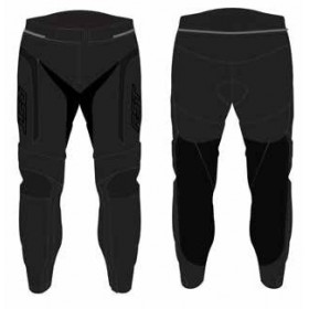 Pantalon RST Axis CE cuir noir taille XS homme