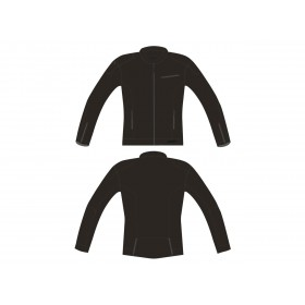 Blouson RST Ripley CE cuir noir taille XL femme