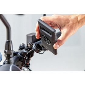 Support de montage SP-CONNECT Moto Mount Pro sur pontet noir