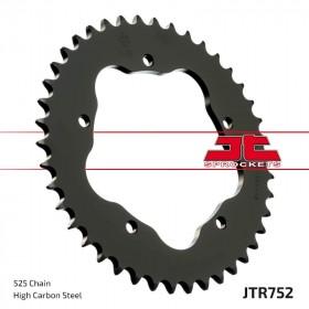 Couronne JT SPROCKETS 43 dents acier standard pas 525 type 752