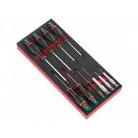 Module FACOM 10 tournevis Protwist® en plateau mouse