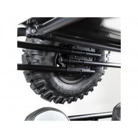Support de roue de secours KIMPEX universel noir